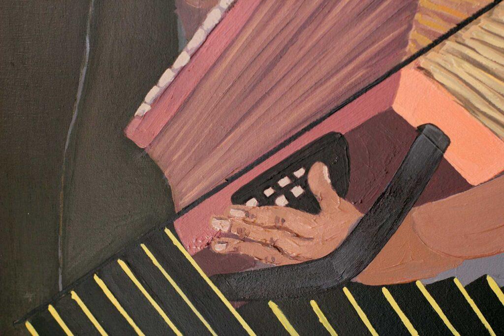 the accordionist, la acordeonista5