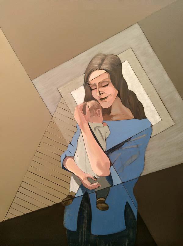 maternidad maternity artwork process8
